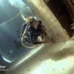 Sub, Immersione, Aereo Sommerso, Mar Rosso, Golfo di Aqaba, Giordania