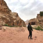 Petra, Parco Archeologico, Giordania