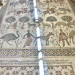 Mosaici romani Animali, bizantini, Monte Nebo, Giordania
