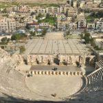 Rovine Archeologiche Romane, Teatro Romano, Amman, Giordania