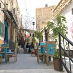Dehors, Caffè, Amman, Giordania