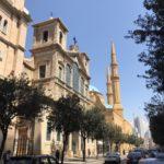 Moschea Al Amin, Chiesa Maronita, Rovine Archeologiche Romane, Beirut, Libano