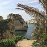 Rocce di Raouche, Mare, Beirut, Libano
