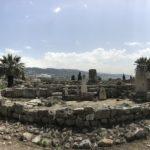 Rovine archeologiche fenicie, Byblos Jbeil, Libano