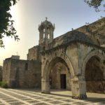 Chiesa Medievale, Byblos, Jbeil, Libano