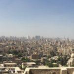 Vista dalla Cittadella del Cairo, Skyline, Egitto