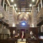 Chiesa di San Sergio e Bacco, Coptic Cairo, Egitto