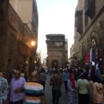 Al Muizz Street, Khan al Khalili, Cairo Islamica, Egitto