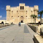 Forte Qaitbey, lungomare storico di Alessandria d'Egitto