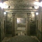 Tomba nobiliare, Kom el-Suqafa, Bassorilievi Egiziani e Greco-Romani, Karmous, Alessandria d'Egitto