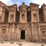 Petra, Parco Archeologico, Palazzo di Pietra, Giordania